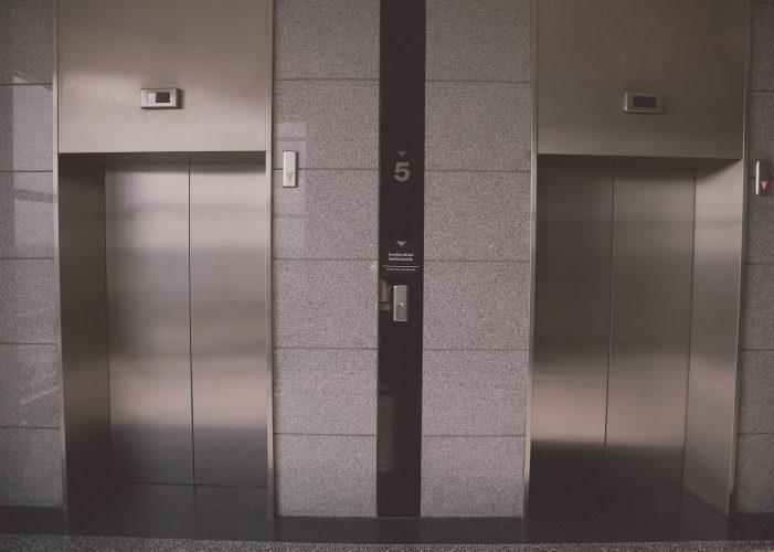 componenti di sicurezza di un ascensore