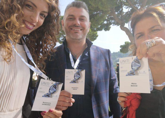 Sabato 20 Ottobre la Michelangelo prende parte al 33° Convegno di Capri dei Giovani Imprenditori: