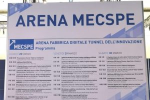 La Michelangelo al MECSPE di Parma 2019