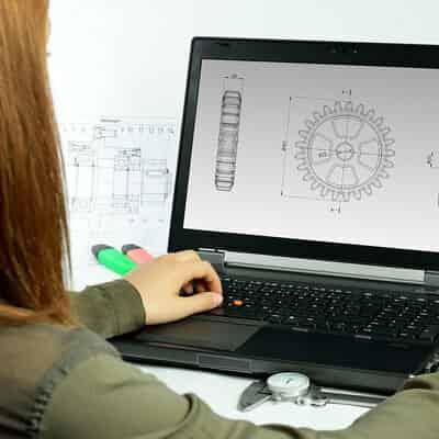 Disegnatore CAD CAM Meccanica – 1° livello