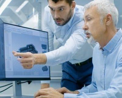 Disegnatore CAD Aereospace – 2° livello